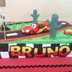 Tortas infantiles pelicula cars