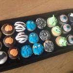 Cupcakes halloween variedades dia de brujas