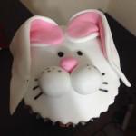 Cupcakes de conejo