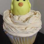 Cupcakes tematica pollito