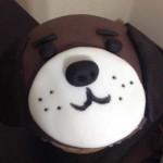 Cupcakes tematica perrito