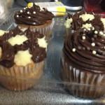 Cupcakes y muffins variados sabores