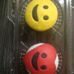 Cupcakes carita feliz
