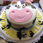 Torta de vaca