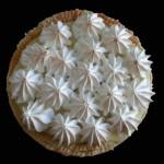 Pie de limon con merengue
