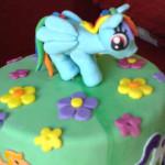 Torta cumpleanos little pony