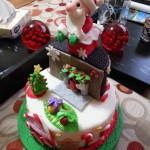 Torta viejo pascuero