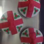 Cupcakes de navidad pascua