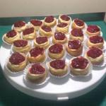 cheesecake mini mermeladas